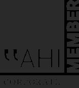 AHI Member logo