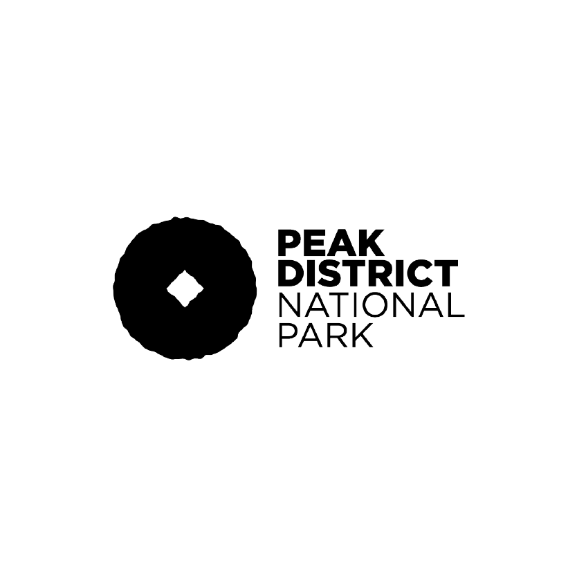 The Peak District National Park logo